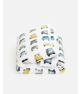 Auto dekbedovertrek - junior