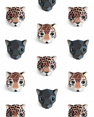 Panthera behang