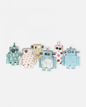 Papieren robots