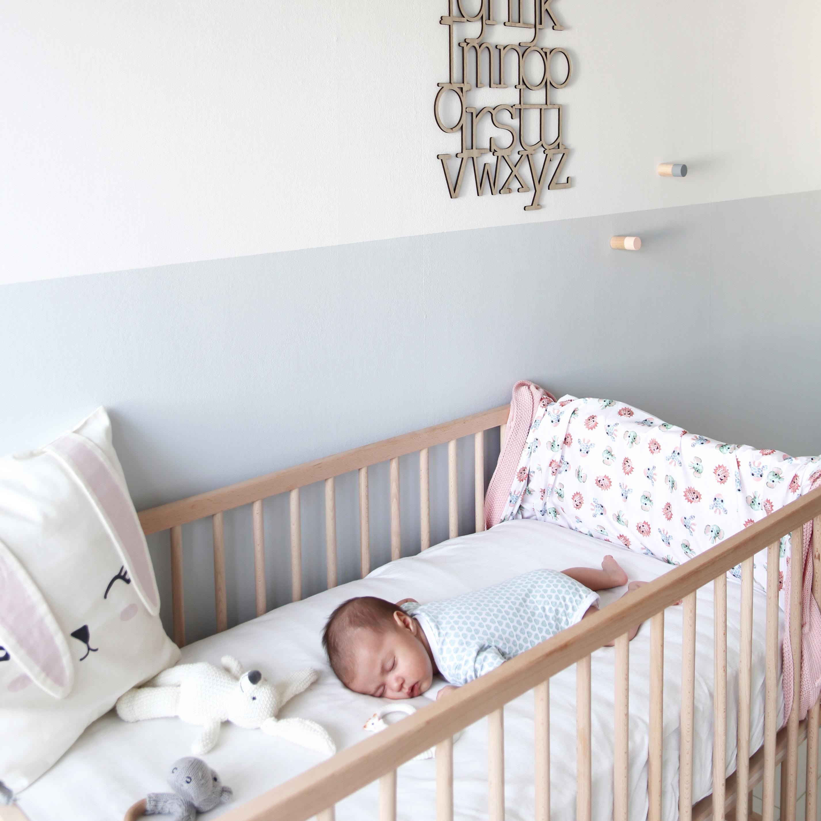 Babykamer en peuterkamer