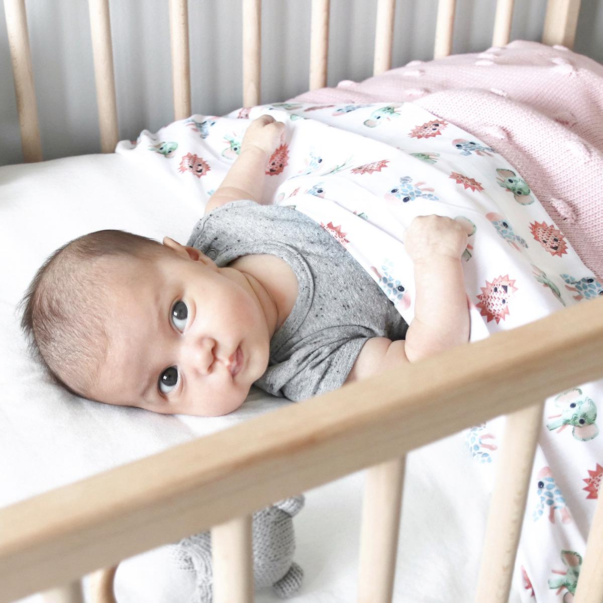 Baby En Peuterbed.Wieg Of Ledikant Opmaken